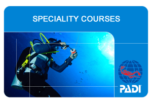 Speciality Courses