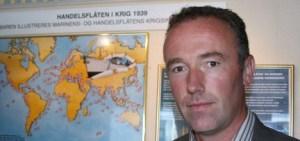 Knut Øversjøen. Photo: André Clark Utvik.