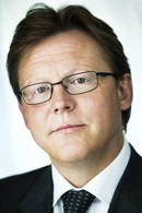 President and CEO of Q-free Øyvind Isaksen. Photo: Q-free