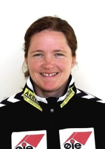 Coach Hege Riise. Photo: Morten Olsen / Digitalsport