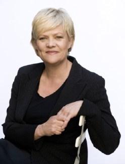 Minister of Finance Kristin Halvorsen. Photo: Rune Kongsro