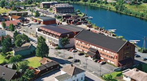 Kongsberg Automotive (KA) is headquartered in Kongsberg, Norway. Photo: KA.