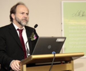 Per Marius Berrefjord, managing director for the DNV Sustainability Centre. Photo: DNV.