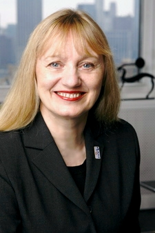 Vigdis Eriksen, CEO of Eriksen Translation