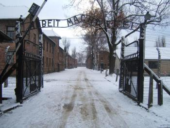The complex consisting of Auschwitz I, Auschwitz II (Birkenau) and Auschwitz III (Monowitz) is the largest Nazi extermination camp.