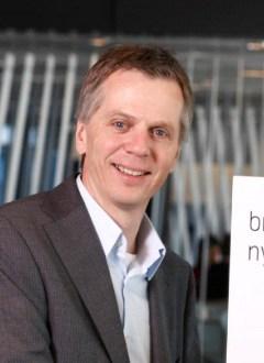 Ragnar Kårhus, head of Telenor in Norway. Photo: Telenor