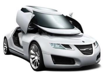 The Saab Aero X