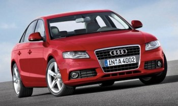 A4: Hydro supplies the front crash management system for Audi's A4, which won raves at IAA 2007 in Frankfurt.
