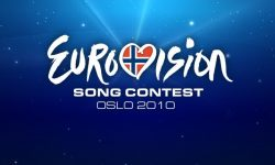 This is the generic logo of the Eurovision Song Contest since 2004.