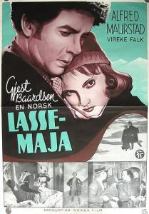 A movie poster from Falk's debut film in 1939