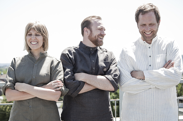 Photo courtesy of Hovden Formal Farm Wear  Hovden Formal Farm Wear's version of the traditional Norwegian work-shirts.