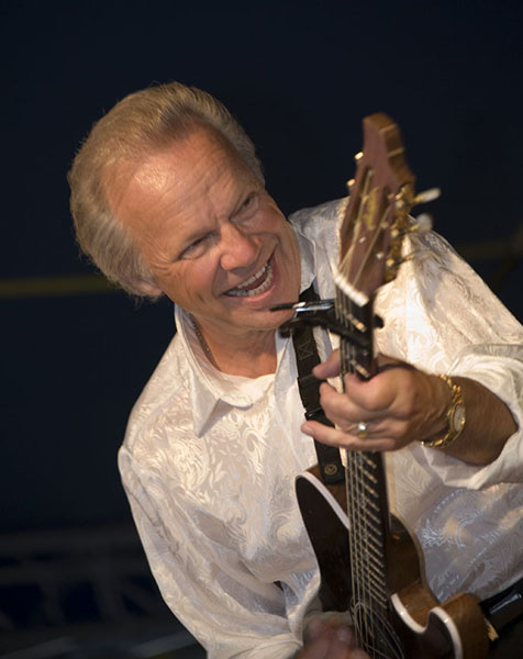 Photo courtesy of Norsk Høstfest Bobby Vee