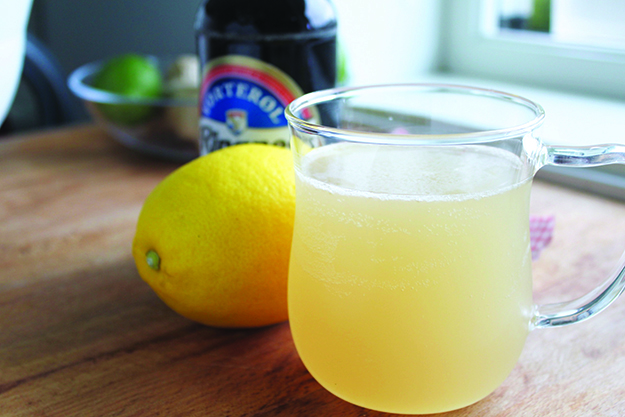 Photo: Whitney Love Snarøl combines a malted drink with sugar, yeast, and lemons, and the result is pure refreshment.