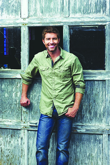 Photo courtesy of Norsk Høstfest Josh Turner delighted young and old at this year's Norsk Høstfest.