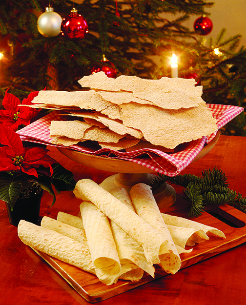 Photo: TINE Mediebank Lefse is more than a food—for some it is a connection to Norwegian identity.
