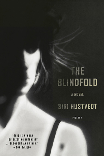 book cover of The Blindfold by Siri Hustvedt