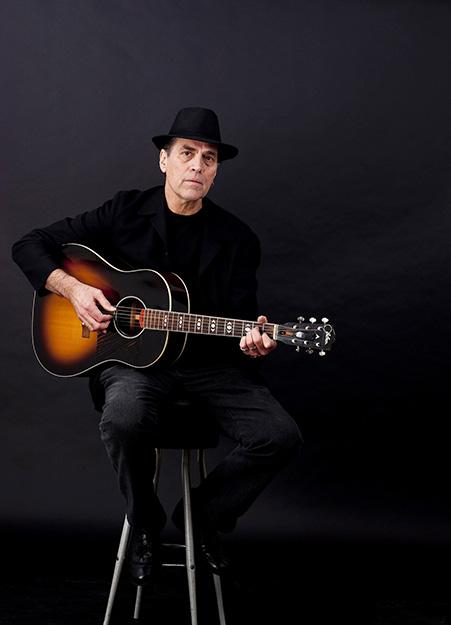 Photo: Meyer Originals / EricAndersen.com Eric Andersen, man in black.