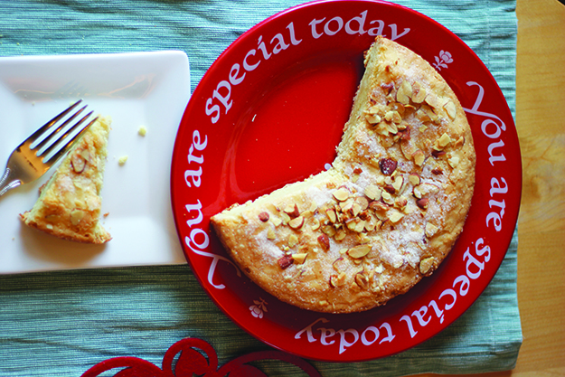"""Photo: Christy Olsen Field This """"Norwegianized"""" almond cake recipe is reminiscent of kransekake but simple enough to make for any occasion."""