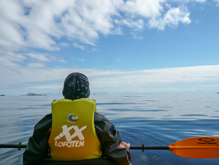 Photo: Katrin Konradt & André Fey Kayaking is a peaceful way to explore the archipelago—and no experience is required.