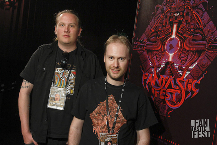 Photo courtesy of Blackhearts Christian Falch (left) and Fredrik Horm Akselsen (right), filmmakers.