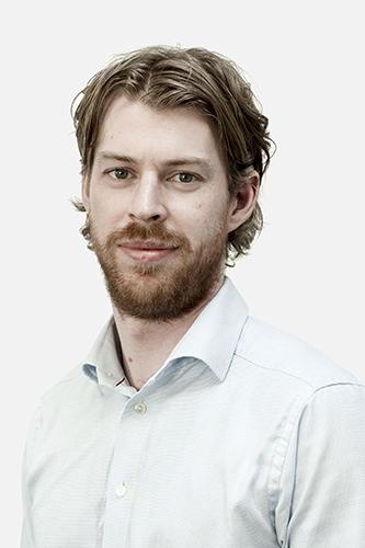 Arbaflame CEO Håkon Knappskog