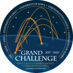 Sticker for the Grand Challenge Initiative.