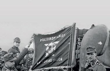"""Cover of """"Fra Fenrik til Fører"""""""
