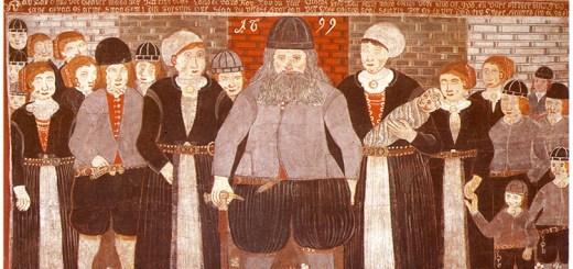 Family portrait of Big Bjørn.