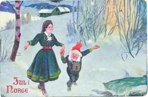 Norwegian julenisse