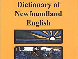 Dictionary of Newfoundland English