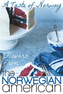 Taste of Norway cookbook