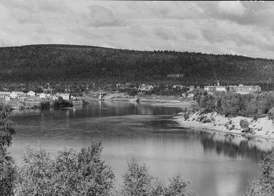 Fottur i Finnmark