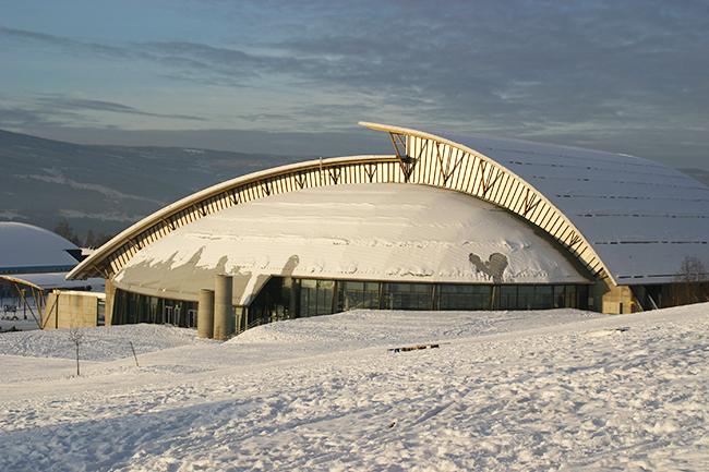 Lillehammer Håkons Hall