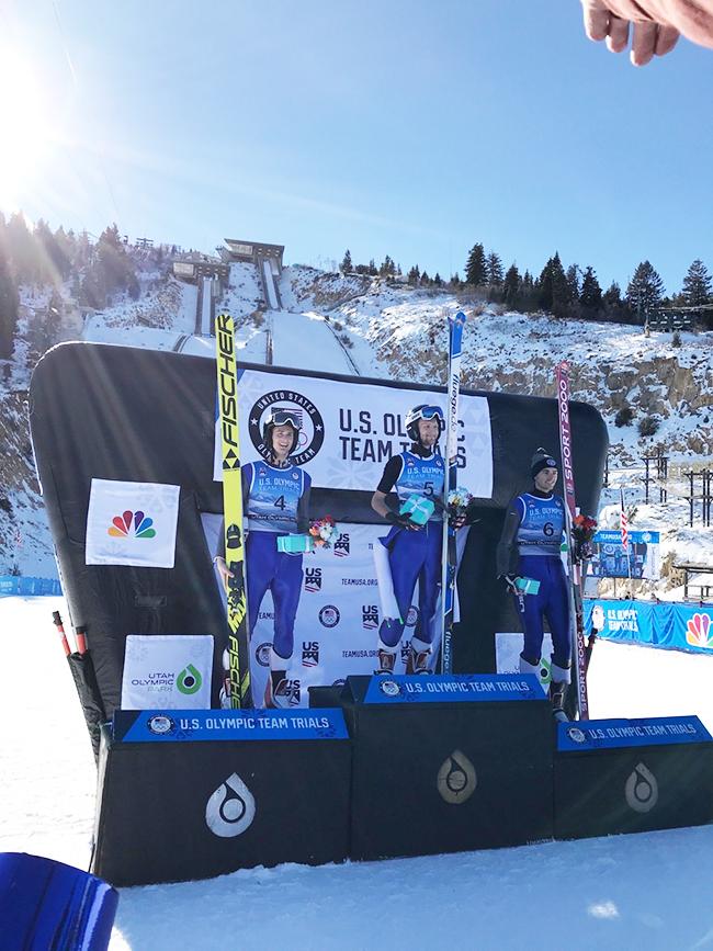Ski Club Norge Team USA 2018