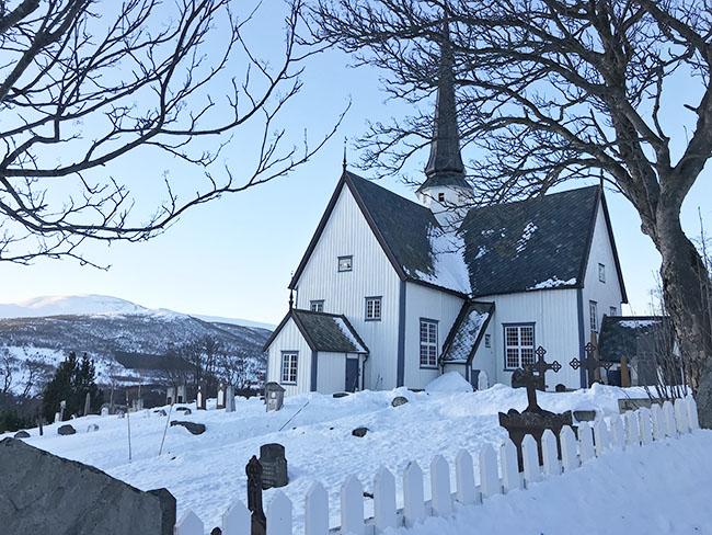 Oppdal Church