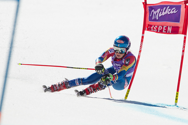 Mikaela Shiffrin, Team USA