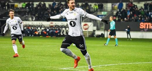 Eliteserien - Rosenborg's Nick Bendtner