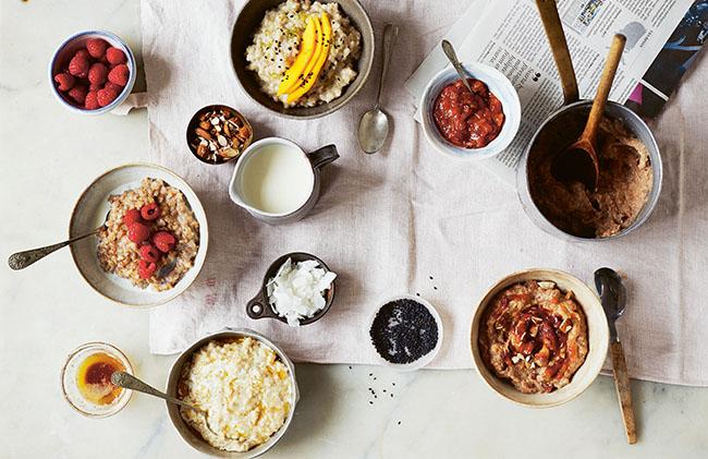 Steffi Knowles-Dellner - Buckwheat Porridge