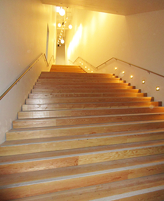Nordic Museum Grand Stairase
