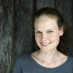 Marit Hovland, author of Bakeland