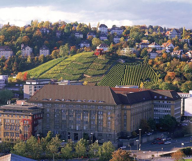 Stuttgart Staffele