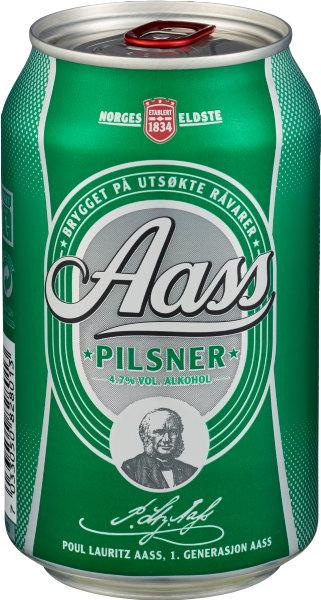 Aass Pilsner