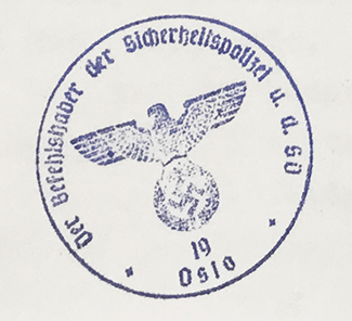 Nazi emblem