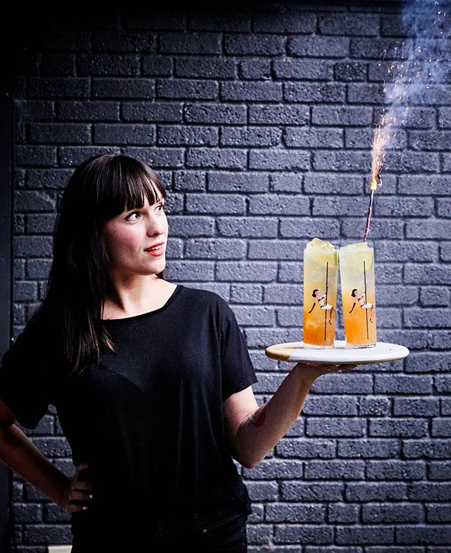 Firecracker - Briana and Andrew Volk
