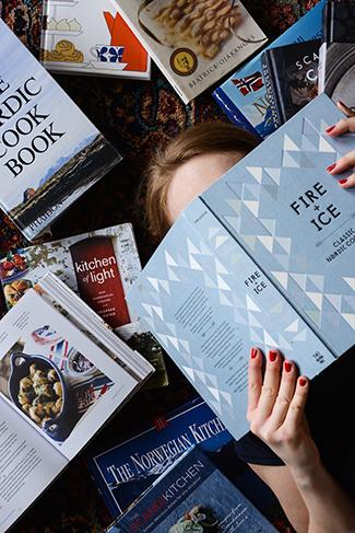 Nordic cookbooks