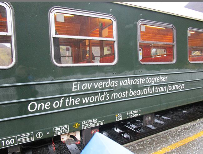 Norway in a Nutshell - Flåm Railway