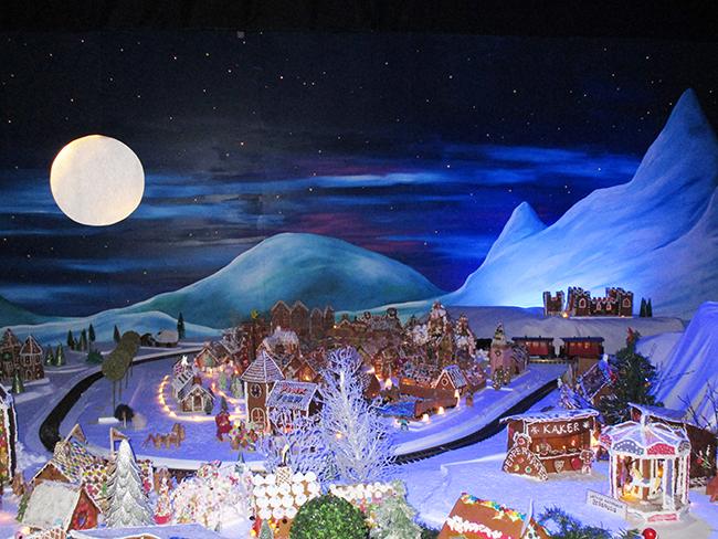 Christmastime in Bergen