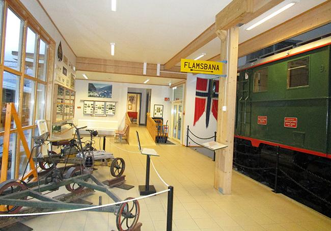 Flåm Railway Museum
