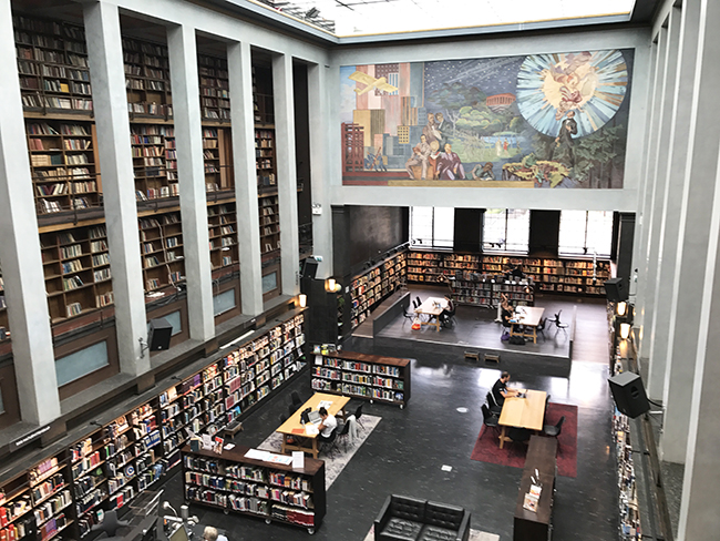 public library in Norway