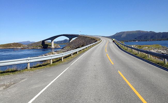 getting around Norway